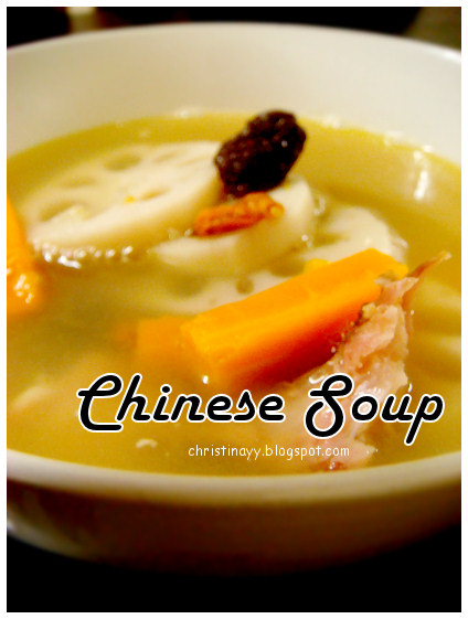 Our 5th Anniversary: Lotus Root Soup