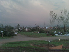 Joplin Damage by Eric The Photog