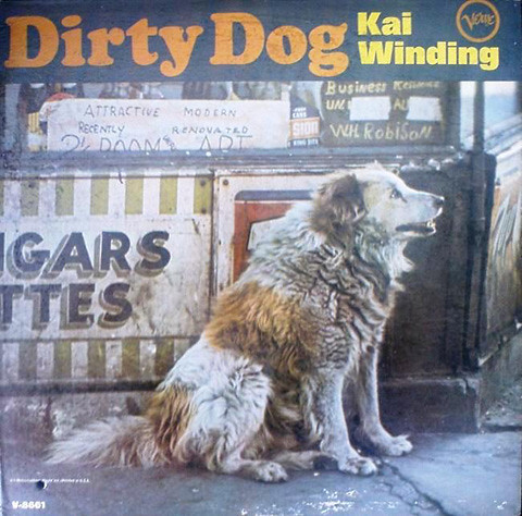 KAI WINDING - DIRTY DOG - FRONT