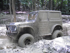 Ross's LJ80 (Simon Didmon) Tags: classic car jeep 4x4 off suzuki roading lj80