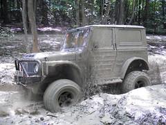 Ross's LJ80 (Simon Didmon) Tags: classic car jeep 4x4 off suzuki roading lj80