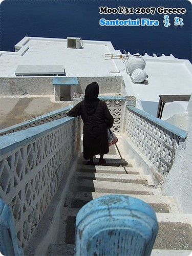 Santorini Fira 街景-10