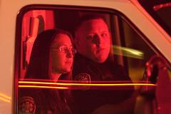 Paramedics, Oakland Riots (Thomas Hawk) Tags: california usa america oakland riot unitedstates unitedstatesofamerica protest bart eastbay riots downtownoakland bartpolice oscargrant oaklandriot oaklandriot2009 oaklandriots2009 oscargrantriots oaklandriots