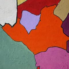 "a ""mapstract?"" (msdonnalee) Tags: abstract muro wall mexico pared architecturaldetail  sanmigueldeallende mexique guanajuato mura cloister mur region province parede mauer mexiko abstrakt municipalidad municipality abstrait  walldetail coloniasanantonio  mexicanwall partialmapofguanajuato templosanjuandedios photosbydonnacleveland murodemxico"