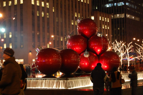 Giant Ornaments