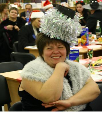 Роскошная Леся Фрекен Бокк