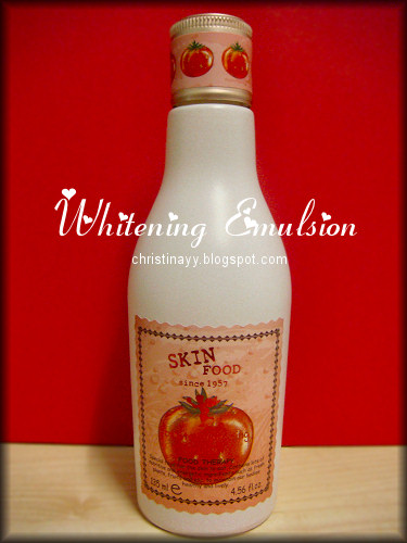 Skin Food Tomato Whitening Emulsion