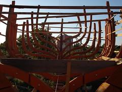 (AEGEOTISSA) Tags: boat woodenboat galleon shipbuilding yacth            corsarodelsantamaura  httpaegeotissablogspotcom