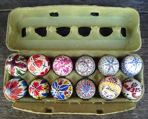 Pisanki - a arte polonesa em ovos by p i s a n k i.