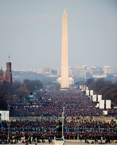 2 millones de personas en el capitolio