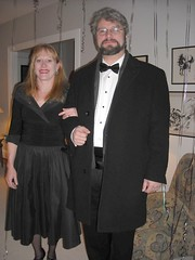 Amy and Jay go to the ball. (Deblet) Tags: hope concert change weareone swearingin inaugration