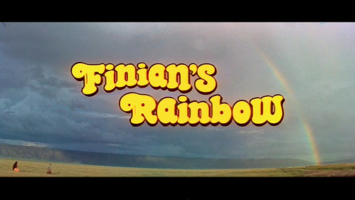 Finian's Rainbow title card