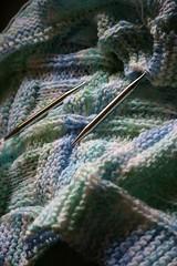 Fast knitting