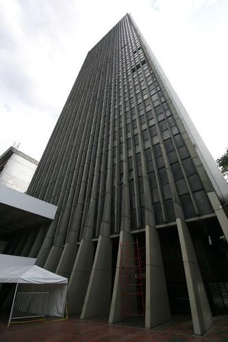 Medellín high-rise...