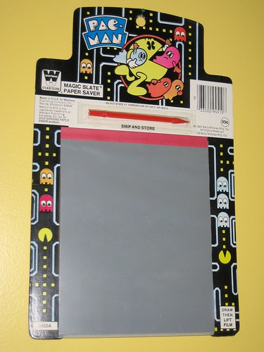 Pac-Man Magic Slate