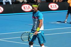 Rafael Nadal 2009 Melbourne
