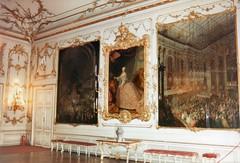 Vienna Schnbrunn Palace interior (mbell1975) Tags: schnbrunn vienna wien castle austria sterreich europe king interior 1988 palace residence schloss burg schoenbrunn