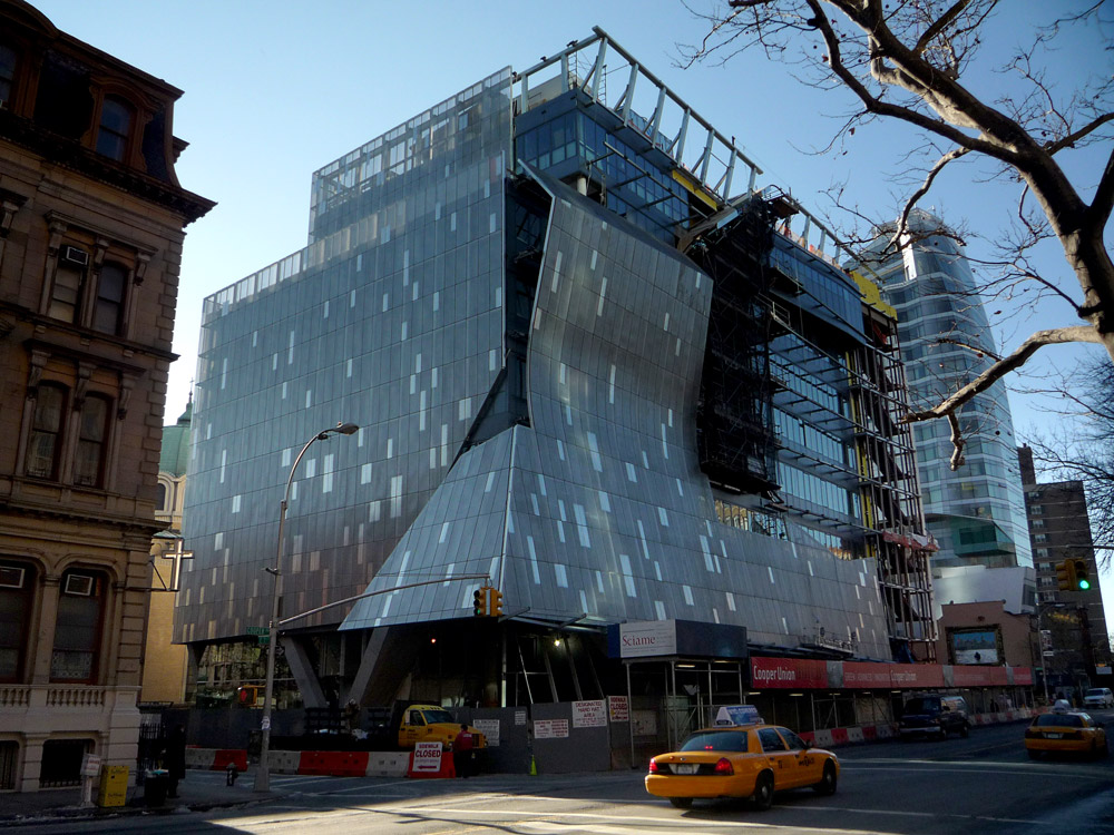 Cooper Union Academic Building
