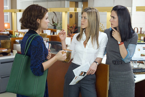 """Jennifer Connelly, Jennifer Aniston and Ginnifer Goodwin in the movie """"He's Just Not That Into You"""" (2009)"""