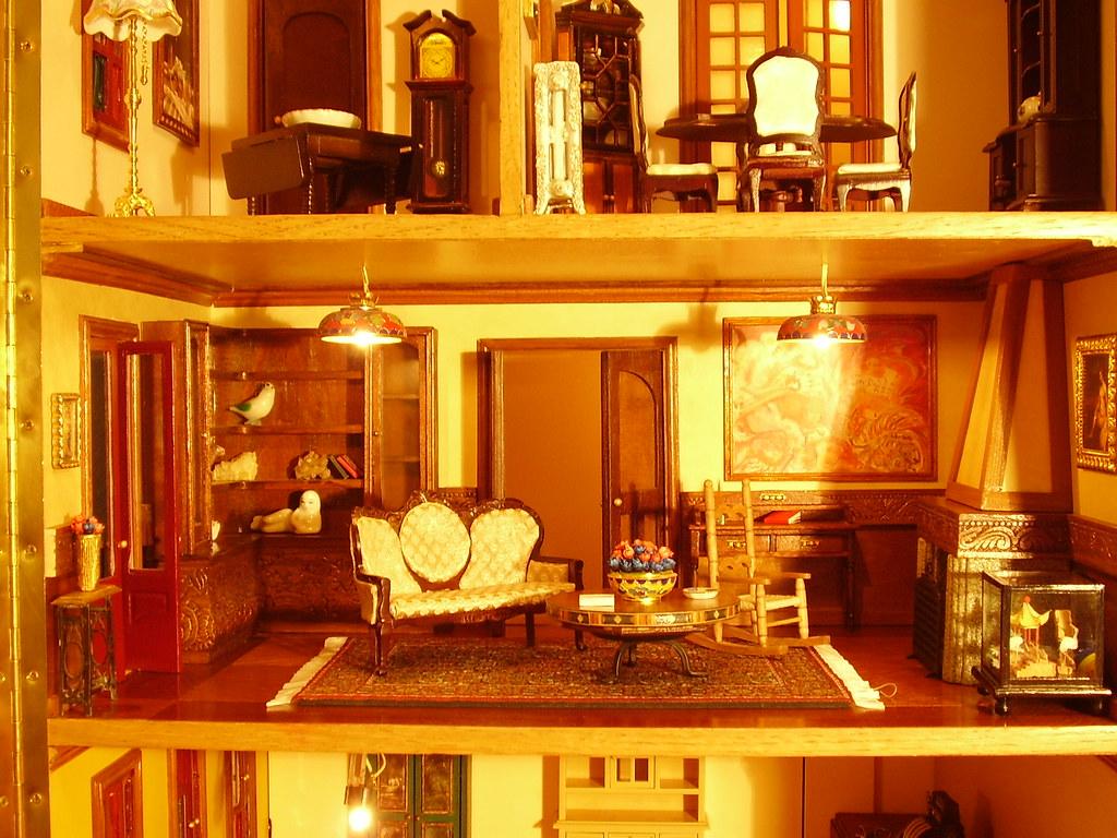 Villa elisa interior detalle