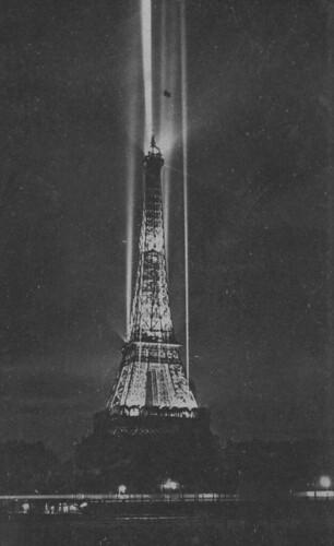 Tour Eiffel 1937