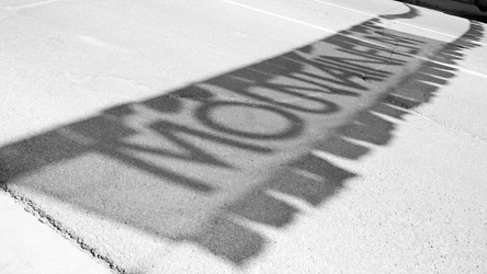 Mountainfilm Banner Shadow