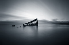 Peter Iredale, 30 seconds (Zeb Andrews) Tags: ocean longexposure nature silhouette oregon landscape outdoors coast surf pinhole pacificocean shipwreck pacificnorthwest peteriredale zeroimage pinscape zero69 bluemooncamera zebandrews adayatthebeachisalwaysagoodday zebandrewsphotography