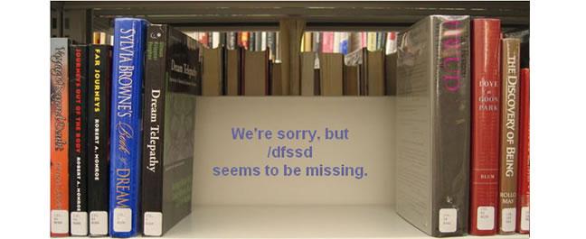 Error page 404