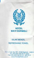 Hotel Sürmeli - Ön