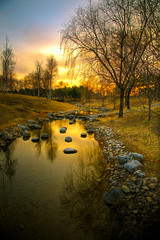 the sun will set for you ([eman]) Tags: winter sunset landscape korea seoul 5d hdr worldcupstadium canoneos5d canonef24105mmf4lisusm 5dclassic