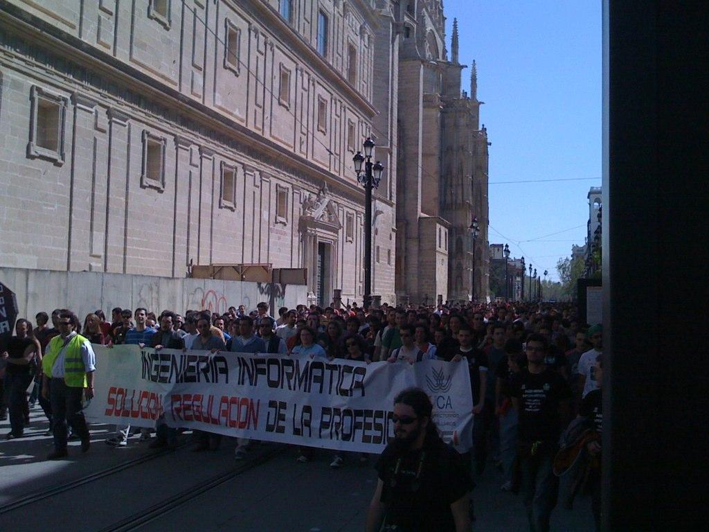 Manifestación 17M Andalucía