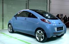 Mitsubishi iMiev sport