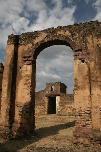 Gondar's castles