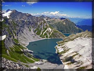 Les Lacs d'Emosson A7