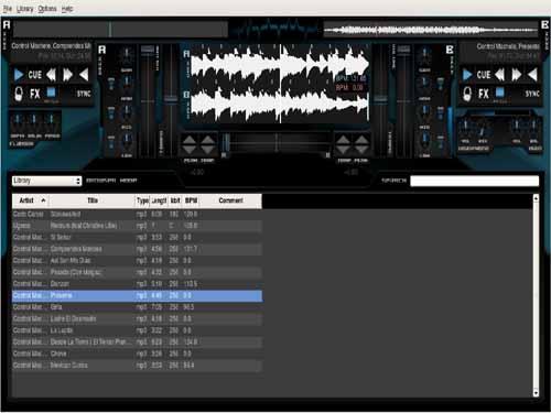 MIXXX, Mesclar musica en linux 3397097585_2e430fd596_o
