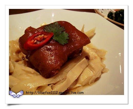 090306故宮府城晶華10_寶島套餐-古早味滷豬腳筍干