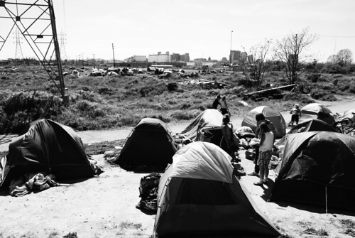 Tent City, Sacramento
