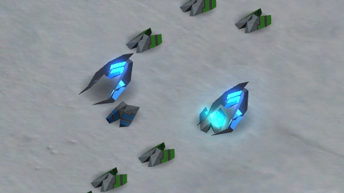 Comet Crash screenshot 3