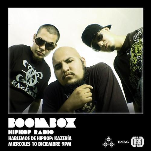 Boombox #2