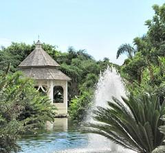 Hotel Fountain in the Dominican Republic (sunbeem - Irene) Tags: holiday fountain beautiful hotel dominicanrepublic beautifulphoto arealgem grouptripod platinumbestshot mygearandmepremium mygearandmebronze mygearandmesilver mygearandmegold rememberthatmomentlevel1 rememberthatmomentlevel2