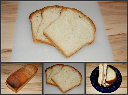 Jamie's Easy White Bread