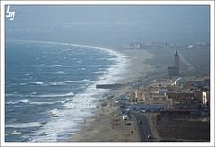 El Cabo de Gata (borjagomez) Tags: parque espaa costa mar andaluca cabo iglesia playa salinas gata sur protegido atural