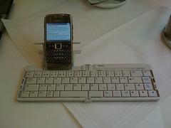 Nokia 8U-SW und Nokia E71