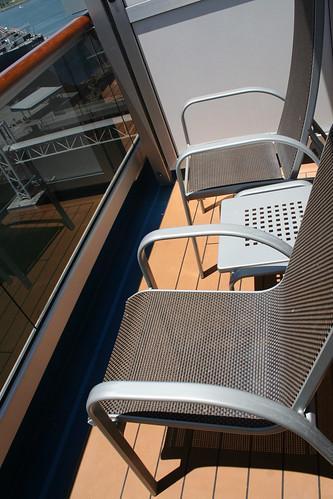 Balcony (Cabin 1101, Carnival Splendor)
