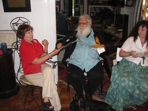Kit Reed, Samuel R. Delany, & Ellen Datlow