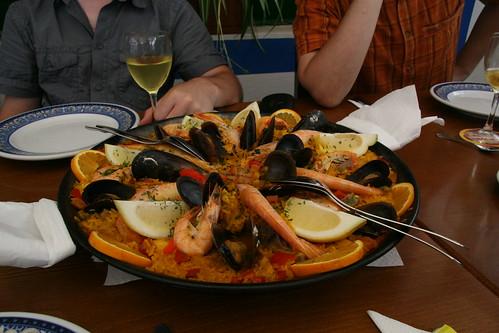 Costumbres culinarias en España