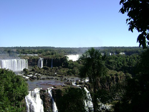 vista das cataratas