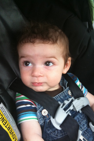Finn looking suave