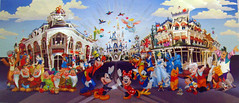 Magic Kingdom Storybook Postcard (disneyphilip) Tags: flowers goofy fauna lady happy flora stitch alice dumbo butterflies tinkerbell peterpan joe tony caterpillar sleepy henry merlin postcards mickeymouse winniethepooh pluto cinderella tigger minniemouse mowgli waltdisneyworld cleo doc crows snowwhite storybook amos grumpy pinocchio donaldduck cruelladevil magickingdom collectibles tramp iago pongo brerrabbit countrybears brerbear zazu carpenter lostboys cheshirecat dopey bashful dwarfs geppetto mainstreetusa jaq mrtoad sneezy bigal dormouse jiminycricket brerfox brergoose gusgus cinderellacastle hitchhikingghosts merryweather fairfolk pecosbill billthelizard