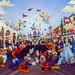Magic Kingdom Storybook Postcard